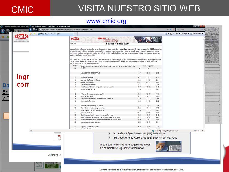VISITA NUESTRO SITIO WEB