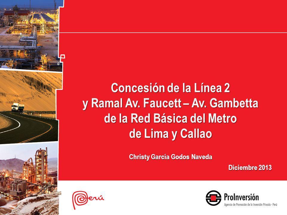 y Ramal Av. Faucett – Av. Gambetta de la Red Básica del Metro