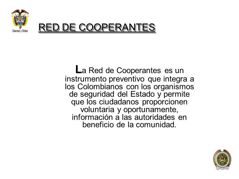 RED DE COOPERANTES