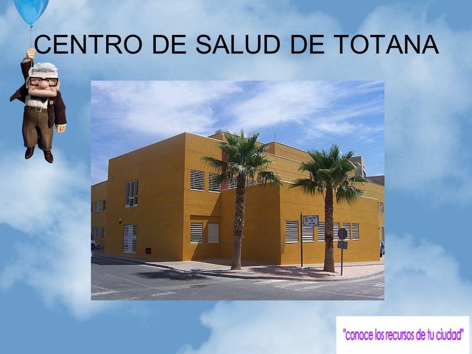 CENTRO DE SALUD DE TOTANA