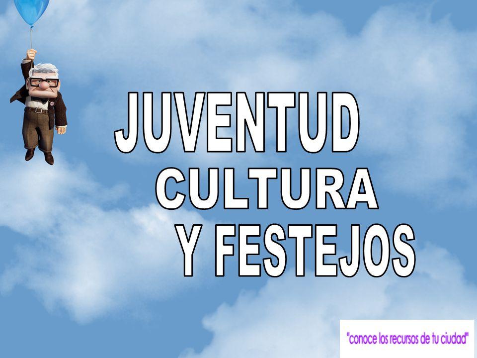JUVENTUD CULTURA Y FESTEJOS