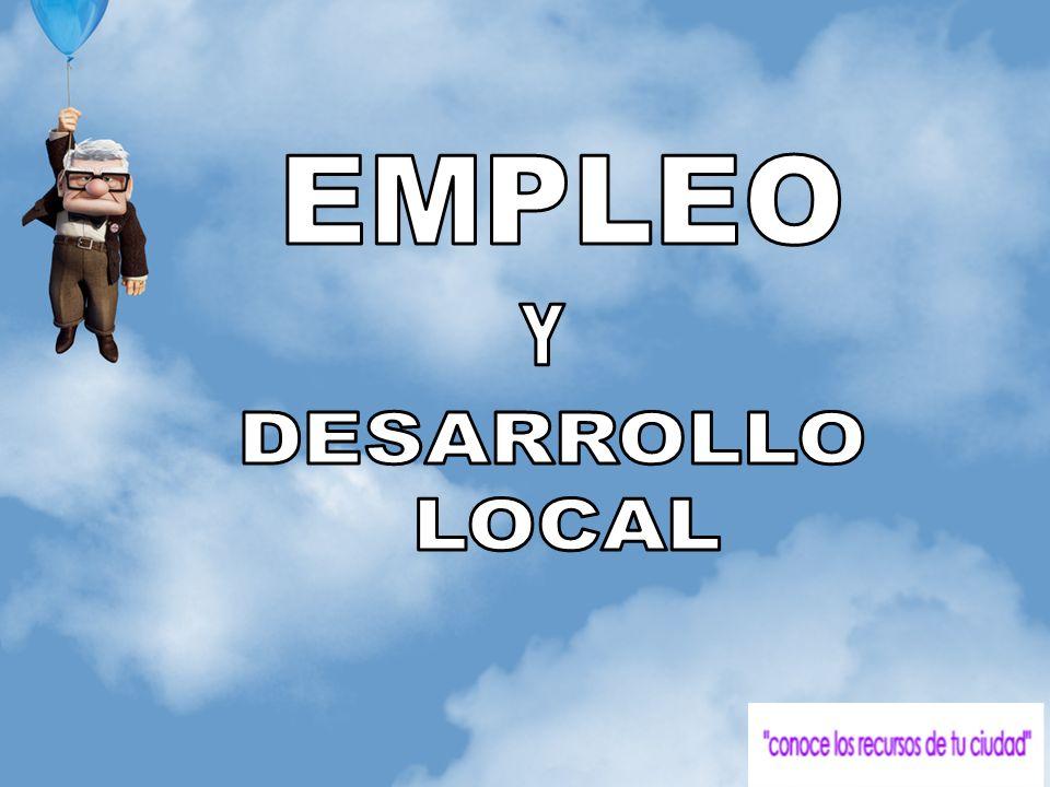 EMPLEO Y DESARROLLO LOCAL