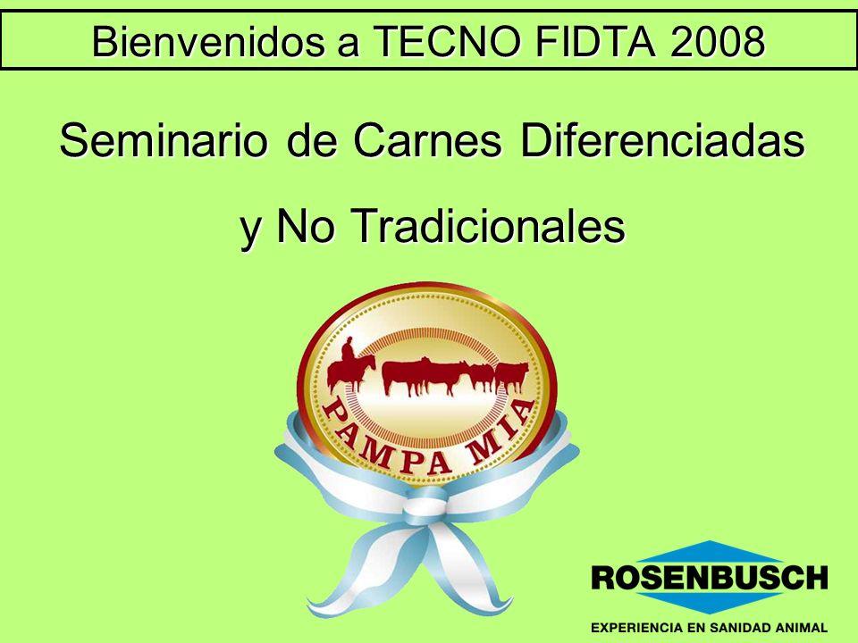 Bienvenidos a TECNO FIDTA 2008
