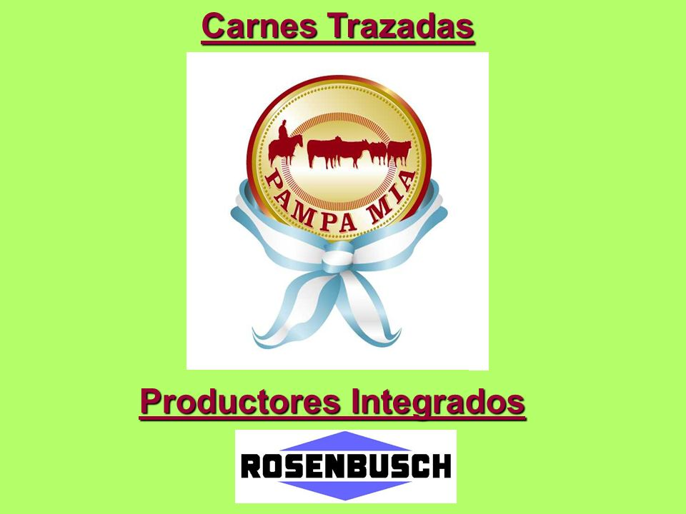 Productores Integrados