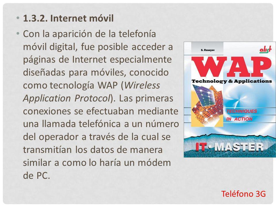 1.3.2. Internet móvil
