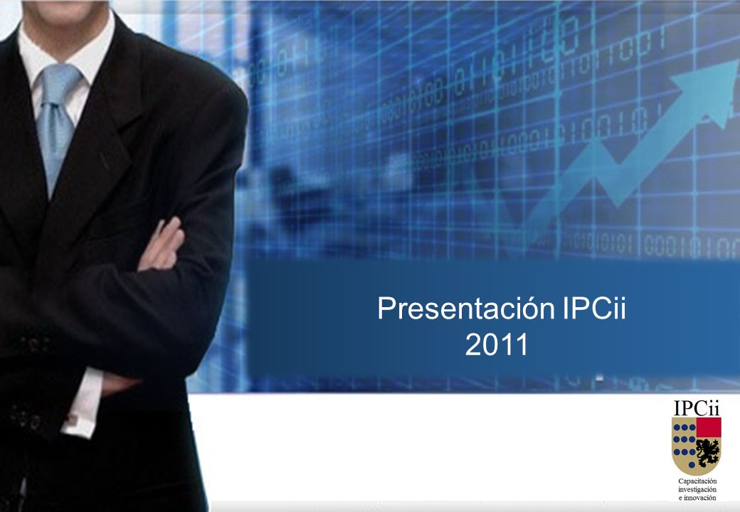 Presentación IPCii 2011