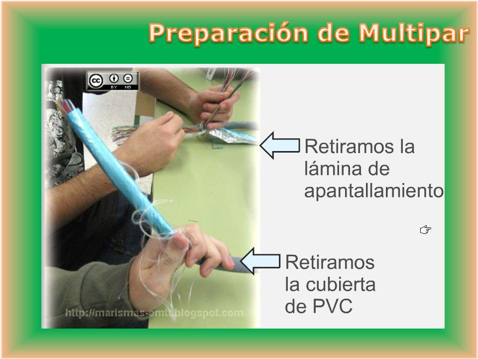 Preparación de Multipar