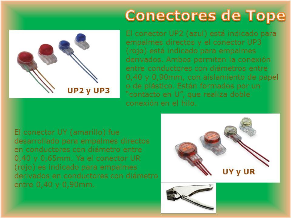 Conectores de Tope