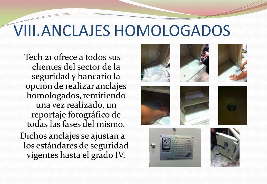 ANCLAJES HOMOLOGADOS