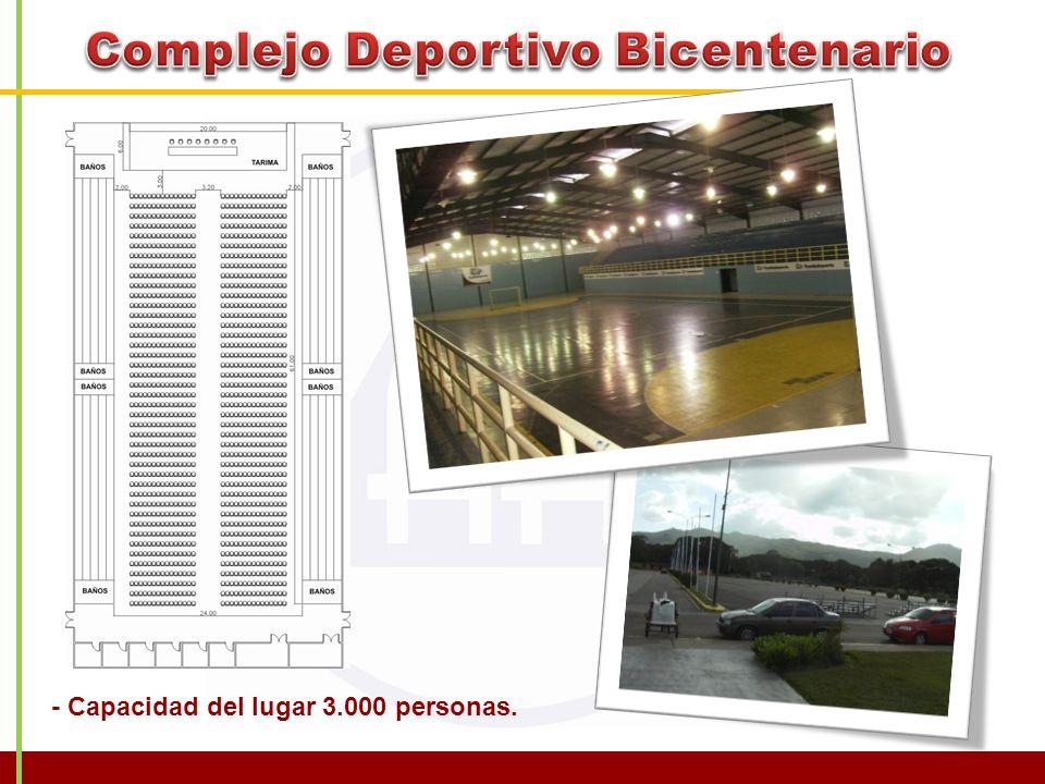 Complejo Deportivo Bicentenario
