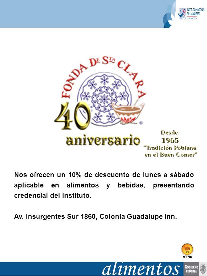 Vigencia de Prestación: Permanente. Inicio: 30/10/2005.