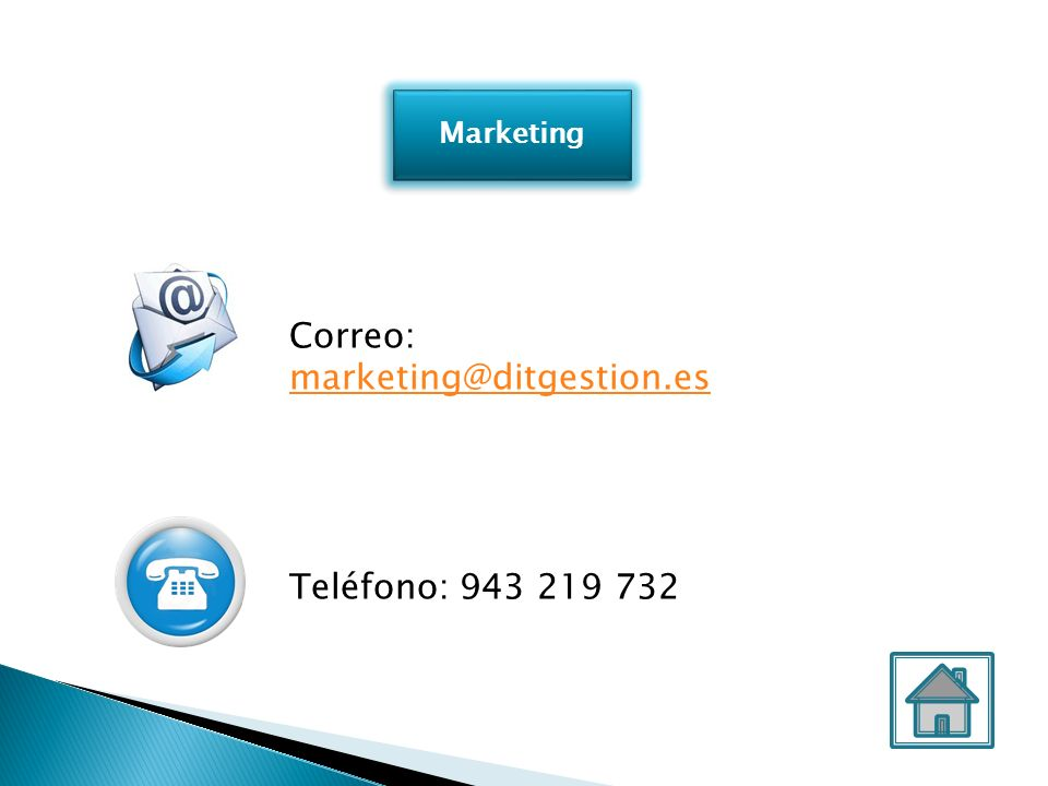 Correo: marketing@ditgestion.es