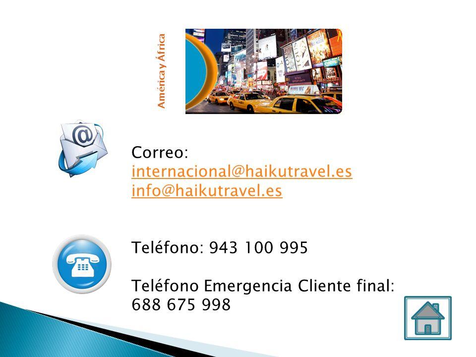 Teléfono Emergencia Cliente final: 688 675 998