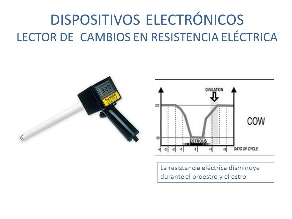 DISPOSITIVOS ELECTRÓNICOS LECTOR DE CAMBIOS EN RESISTENCIA ELÉCTRICA