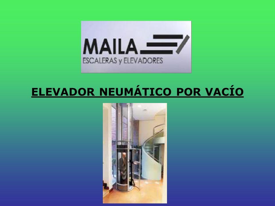 ELEVADOR NEUMÁTICO POR VACÍO