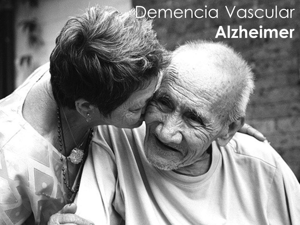 Demencia Vascular Alzheimer