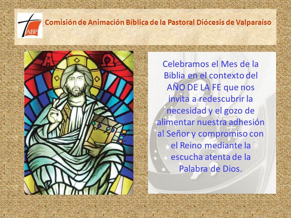 Comisión de Animación Bíblica de la Pastoral Diócesis de Valparaíso