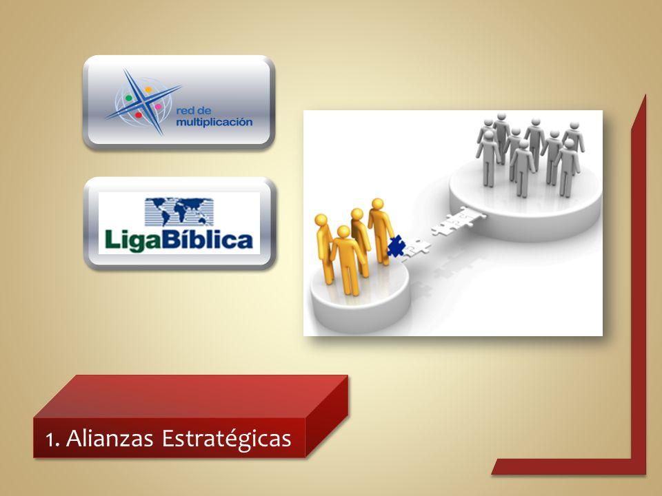 1. Alianzas Estratégicas