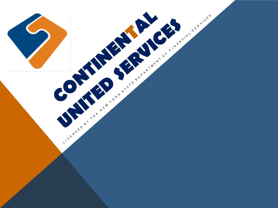 CONTINENTAL UNITED SERVICES