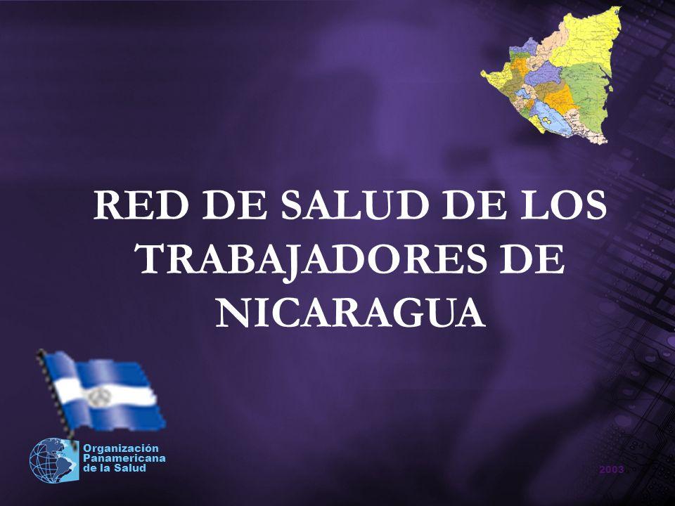 RED DE SALUD DE LOS TRABAJADORES DE NICARAGUA