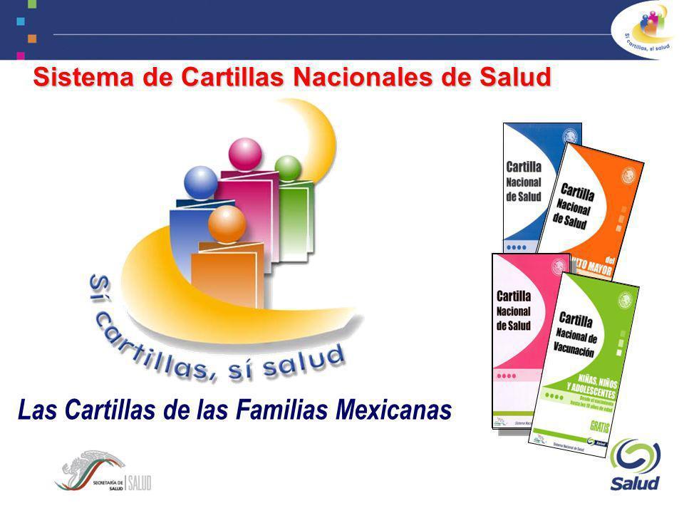 Las Cartillas de las Familias Mexicanas