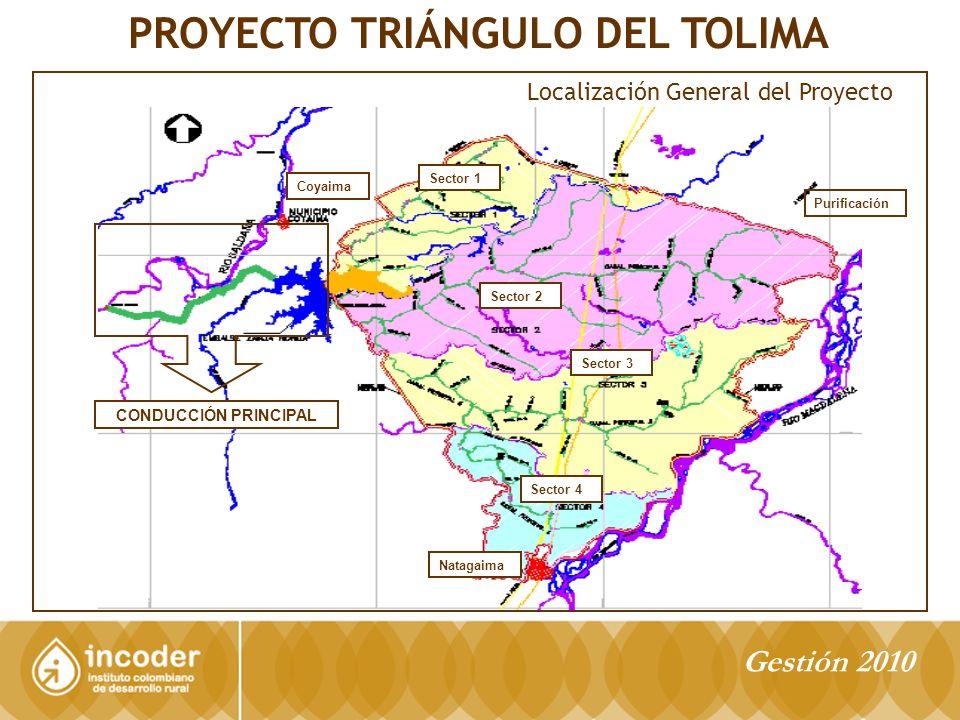 PROYECTO TRIÁNGULO DEL TOLIMA