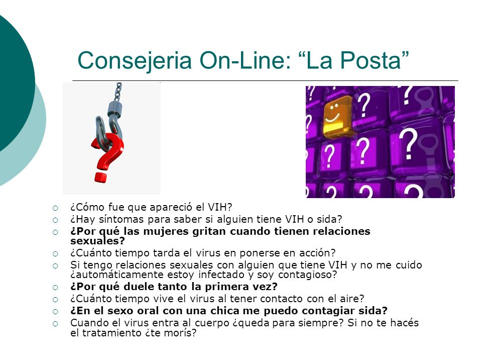 Consejeria On-Line: La Posta