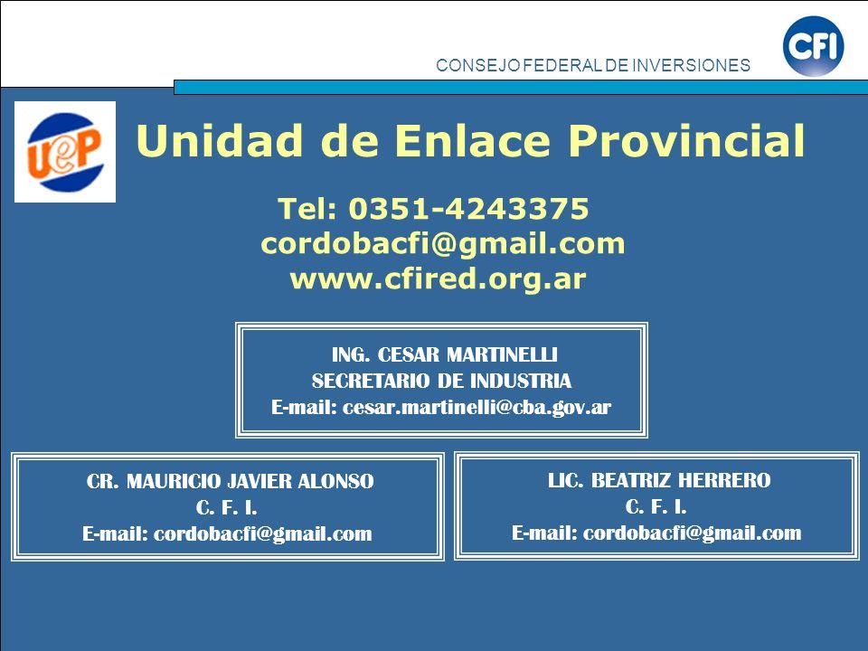 Unidad de Enlace Provincial