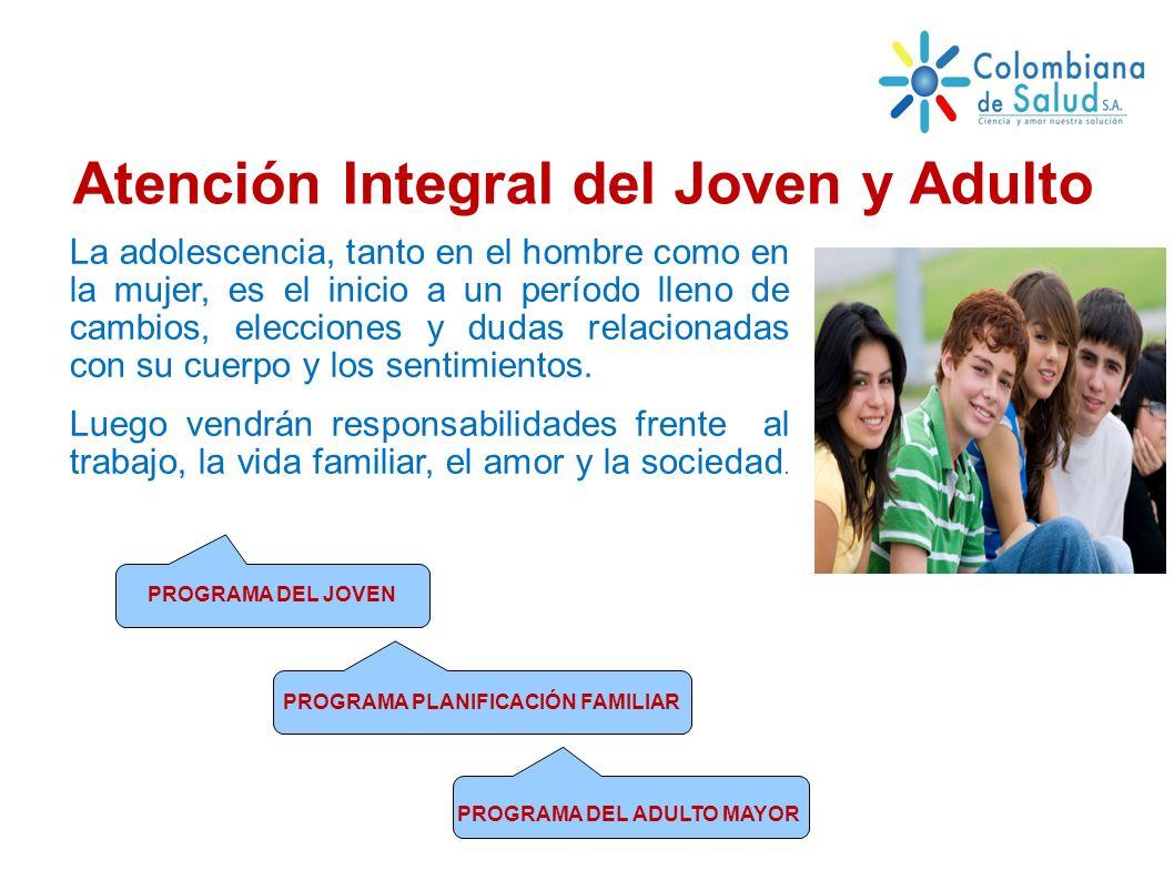 Atención Integral del Joven y Adulto