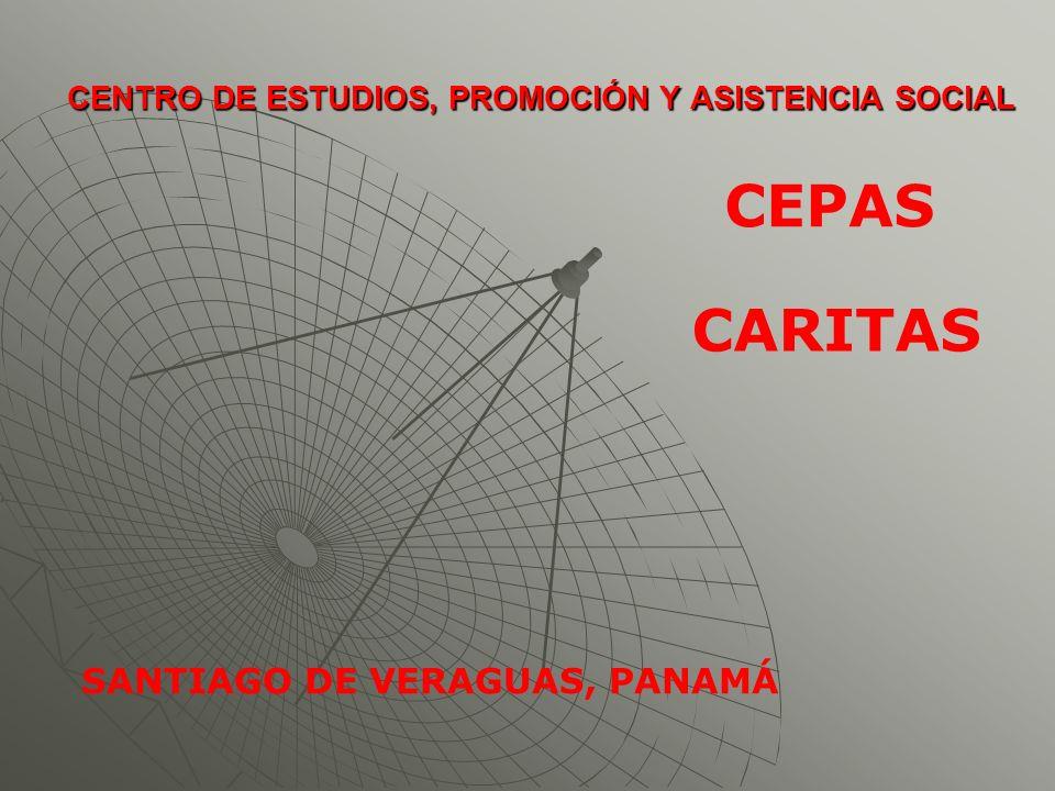 CENTRO DE ESTUDIOS, PROMOCIÓN Y ASISTENCIA SOCIAL