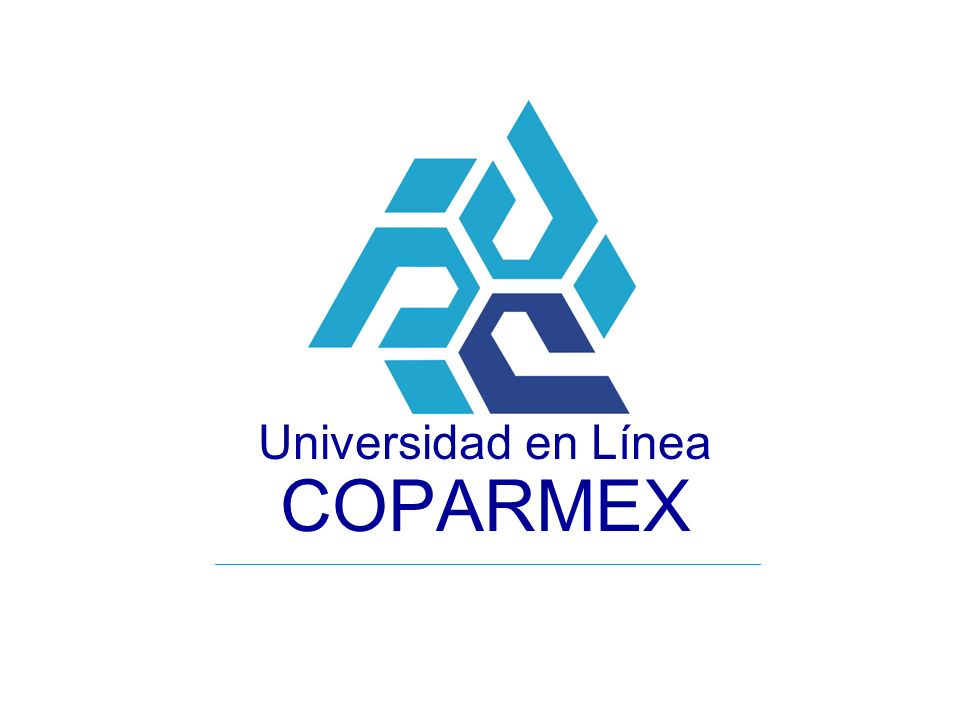 Universidad en Línea COPARMEX