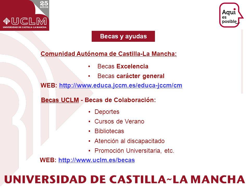 Comunidad Autónoma de Castilla-La Mancha: