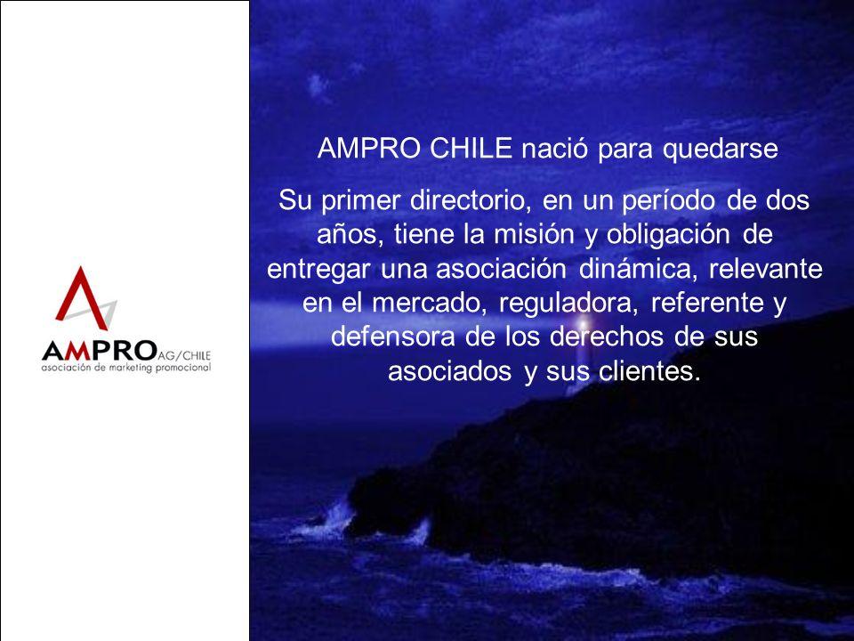 AMPRO CHILE nació para quedarse