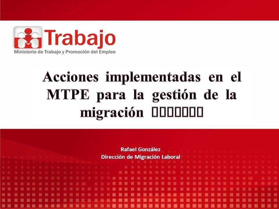 Dirección de Migración Laboral