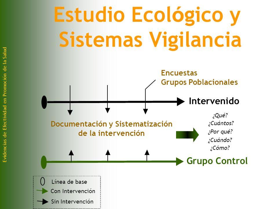 Documentación y Sistematización
