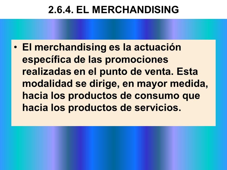 2.6.4. EL MERCHANDISING