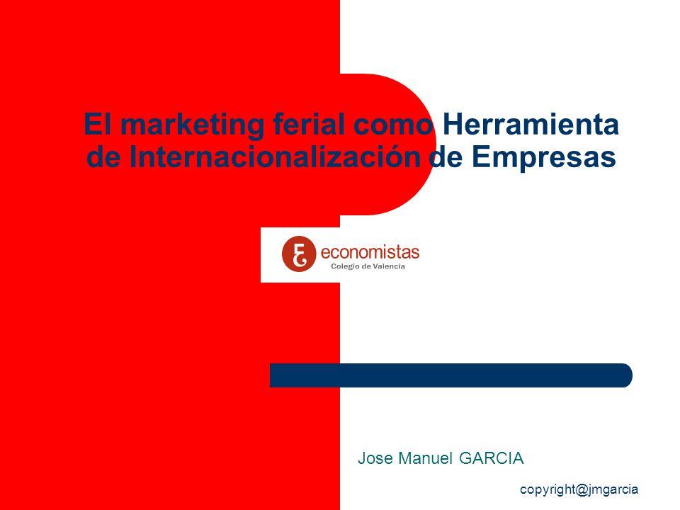 El marketing ferial como Herramienta de Internacionalización de Empresas