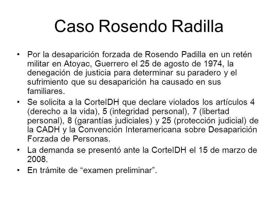 Caso Rosendo Radilla