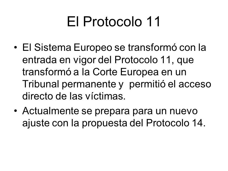 El Protocolo 11