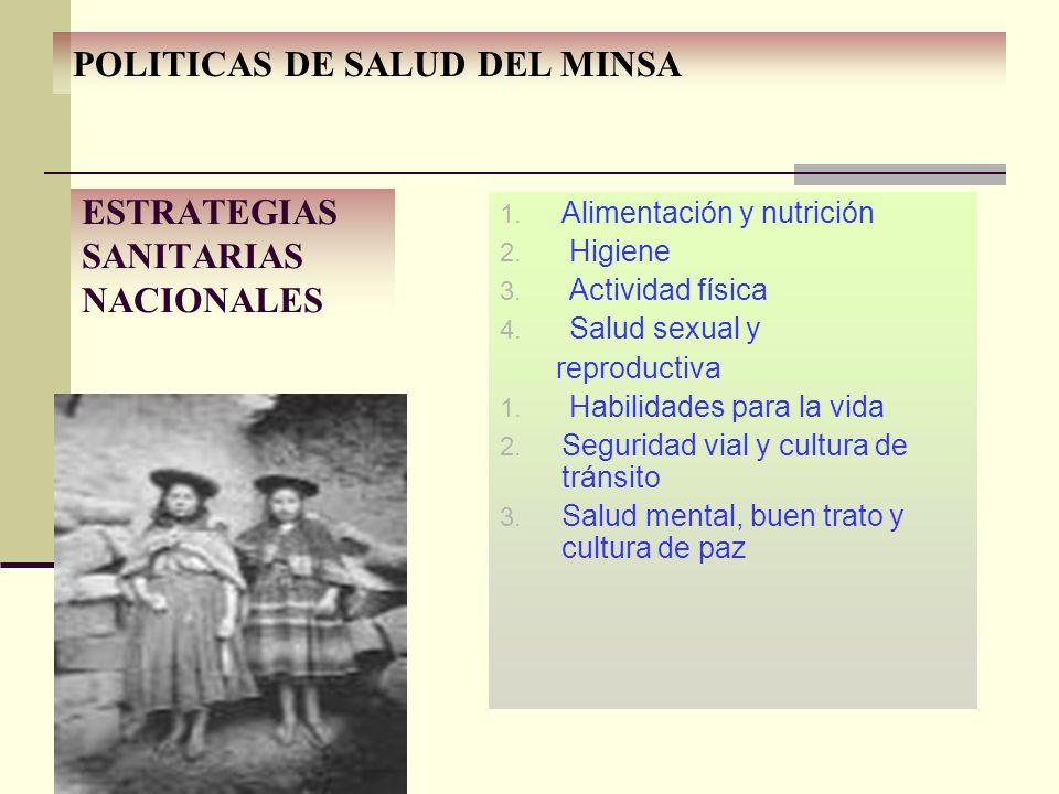 LINEAMIENTOS DE SALUD MENTAL
