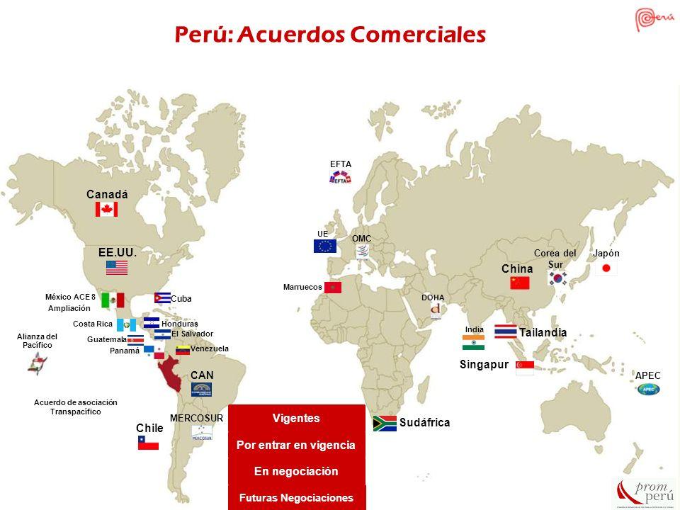 Acuerdo de asociación Transpacífico Futuras Negociaciones