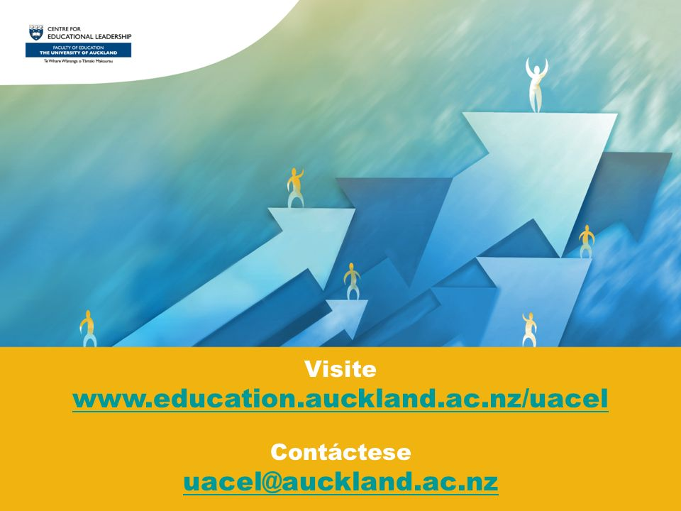 www.education.auckland.ac.nz/uacel uacel@auckland.ac.nz