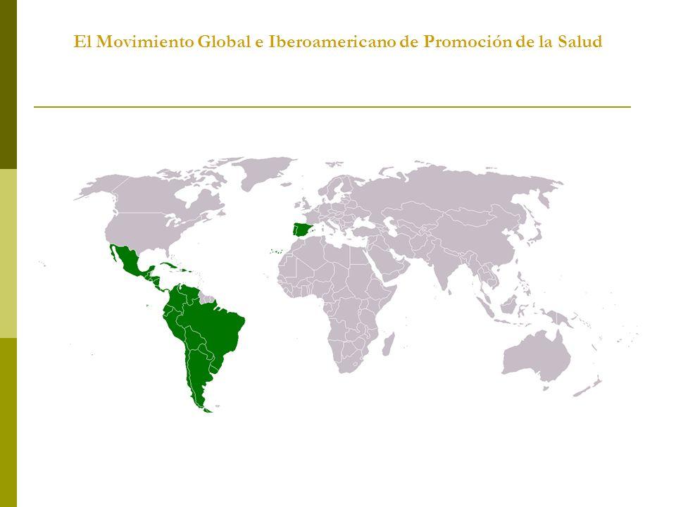 El Movimiento Global e Iberoamericano de Promoción de la Salud