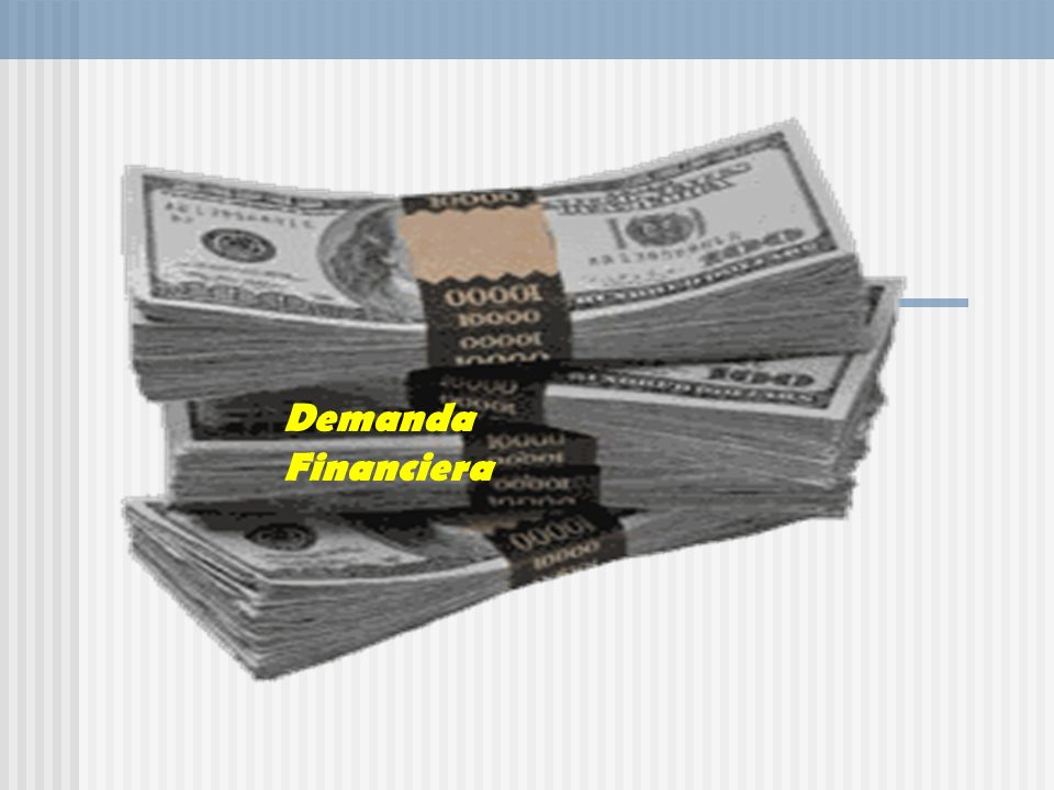 Demanda Financiera