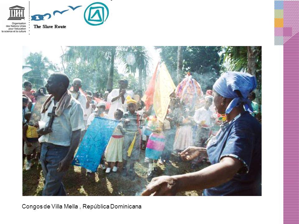 Congos de Villa Mella , República Dominicana