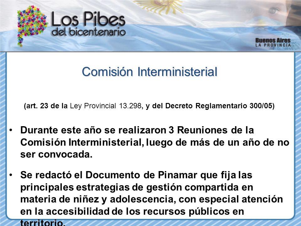 Comisión Interministerial