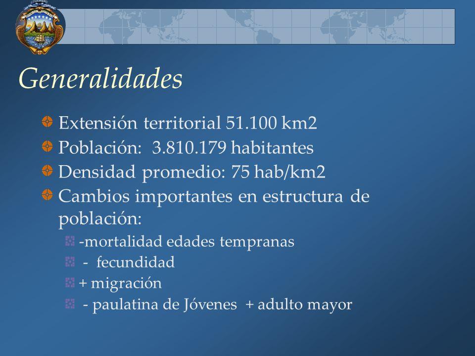 Generalidades Extensión territorial 51.100 km2