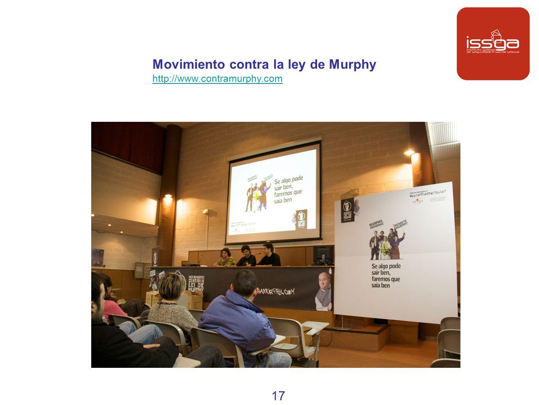 Movimiento contra la ley de Murphy