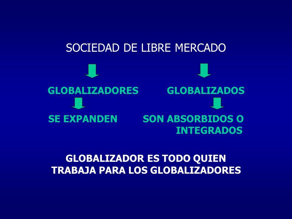 SOCIEDAD DE LIBRE MERCADO