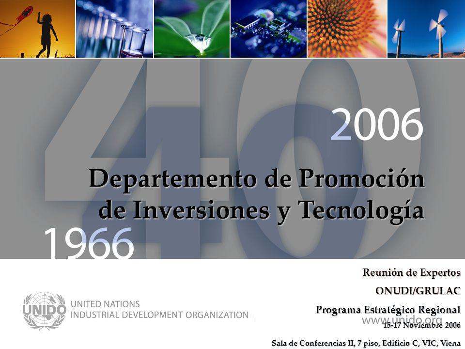 Departemento de Promoción de Inversiones y Tecnología